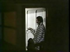 french erection - vintage movie scene