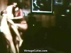 lusty women take enjoyment in fighting