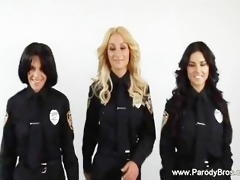 charlies gals - xxx - a parody