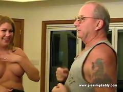 chubby slut foxy blow uncle jesse