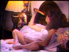 vintage tranny with a dildo in her arse - bizarre