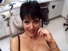jeanna admirable gives doctor a bj