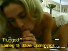 young blond lainey engulf and fuck dave cummings