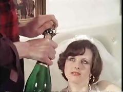 vintage wedding fuckfest