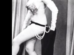 hourglass tease - vintage curvy burlesque