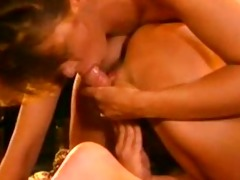 peter north discharges his load on slut chrisy