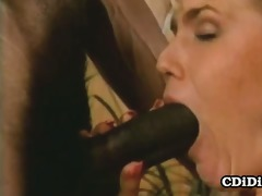 lauryl canyon - retro blonde angel feasting on bbc