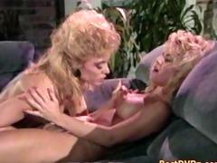 retro lesbians licking their tight puss