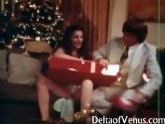 vintage xmas porn 1970s - o cum all ye faithful