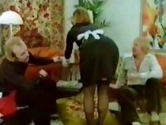 classic vintage retro - tiny tove episode - maid
