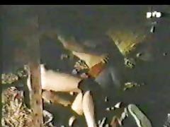 homo sex in a barn classic homo porn