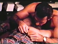 vintage some sucking and licking - blue vanities