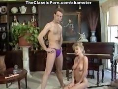 fuck with two hotties and sex toys