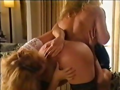three way anal dance.
