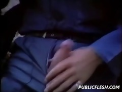 retro gay military mutual masturbation