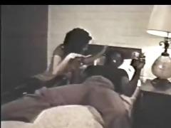 white hooker - vintage interracial