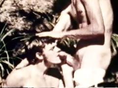 classic gay bareback - john holmes st gay