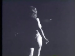 vintage - striptease (1950s)