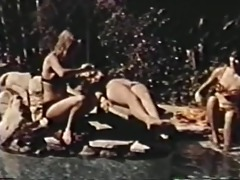 lesbian peepshow loops 627 70s and 80s - scene 1