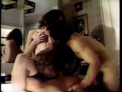 bi sexual vintage threeway