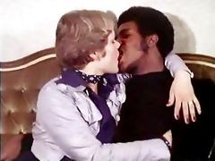 vintage interracial threesome