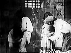 antique porn 1920s - bastille day