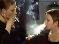 sexy smokey kisses