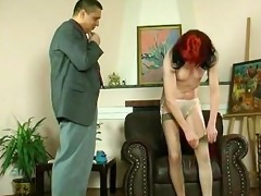 simatra vintage redhair for a large dick dad *