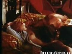 vintage erotica 1970s group sex with blonde