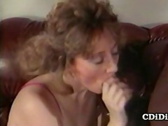 summer rose - retro golden-haired doxy enjoying a