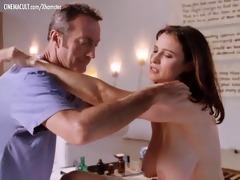 Mimi Rogers Ganzkörpermassage