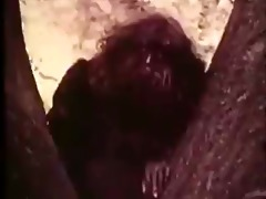 juvenile woman fucked by a bigfoot