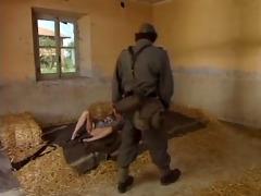 the hottest prisoner of war ever lets the enemy