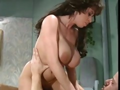 classic breasty heather lee banging
