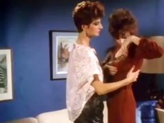 sharon mitchell in lesbo scene.
