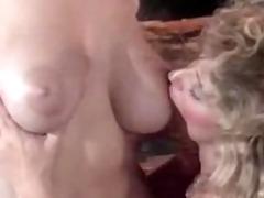 oldschool big titties lesbian act