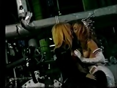 jill kelly three-some in barefaced desire