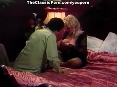 blond slut with big tits fucks guy