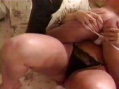 nina hartley &; barbara dare - hot lesbian