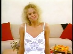 german babe can masturbating