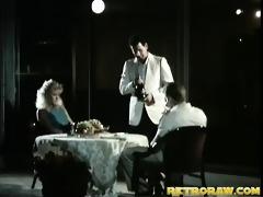 horny dinner date