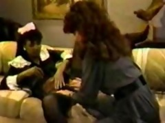 classic beauty kelly- eating the maids wet crack