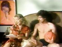 vintage john holmes-scene 2-connie peters-anal