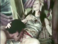 the egyptian princess - annette haven gets fucked
