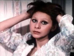retro solo masturbation