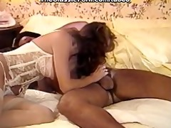 wife and another gal on hubby jock