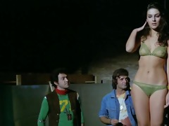 antonia santilli stripped - the boss (1973) - hd