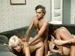 outdoor vintage group sex enjoyment gets ultra