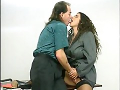 large boob tiziana redford receive screwed in