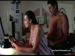 valerie kaprisky nude - breathless (1983)